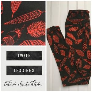 NEW Lularoe Tween Leggings